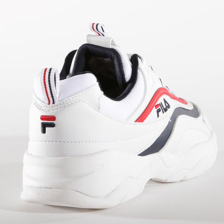 Fila - Baskets Ray Low 1010561 150 White Navy Red