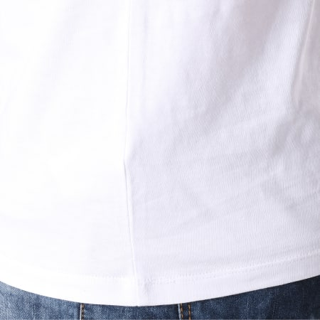 93 Empire - Tee Shirt 93 Empire Blanc Or