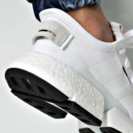 adidas Baskets POD S3 1 B37367 Footwear White Core Black
