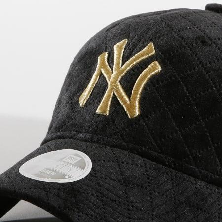 New Era - Casquette Femme Winter MLB New York Yankees 11794533 Noir