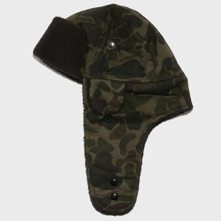 New Era - Chapka Trapper 11794665 Vert Kaki Camouflage
