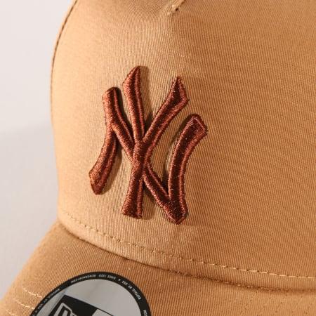 New Era - Casquette League Essential New York Yankees 11794672 Beige