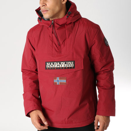 Napapijri - Veste Outdoor Rainforest Winter Bordeaux