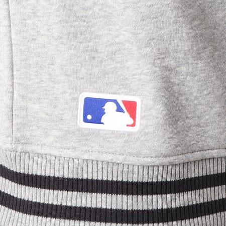 New Era - Sweat Crewneck Team Apparel Detroit Tigers 11788921 Gris Chiné