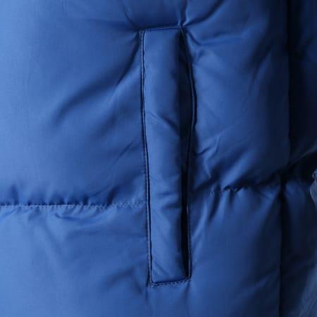 Brave Soul - Doudoune Dalepkb Bleu Roi Noir