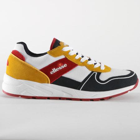 Ellesse - Baskets Running 1 EL915500 Yellow Red Deep