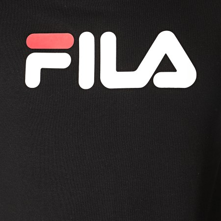 Fila - Sweat Capuche Pure 681090 Noir
