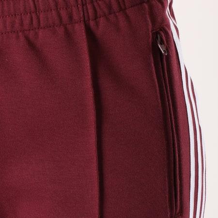 adidas Pantalon Jogging Femme Clrdo SST DH2998 Bordeaux