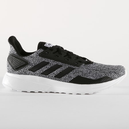 adidas Baskets Duramo 9 BB6917 Core Black Footwear White