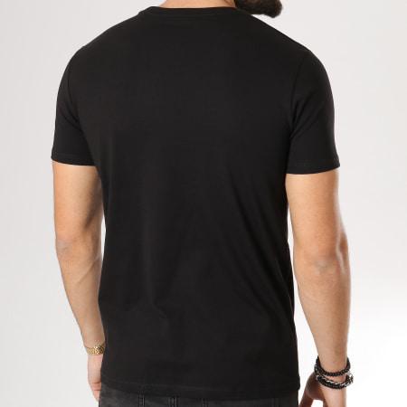 Vald - Tee Shirt Xeu Tour Noir Rouge