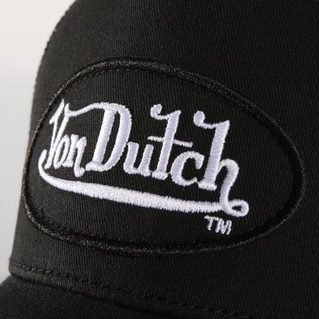 Von Dutch - Casquette Trucker 01 Noir