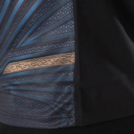 DC Comics - Tee Shirt Superman Costume Noir