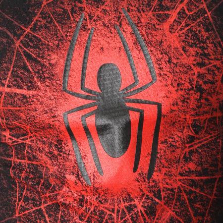 Marvel - Tee Shirt Spiderman 2017 Noir Rouge
