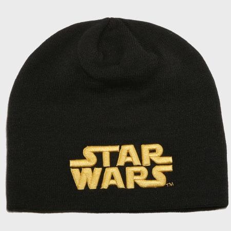 Star Wars - Bonnet Logo Noir