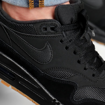 Nike - Baskets Air Max 1 AH8145 007 Black