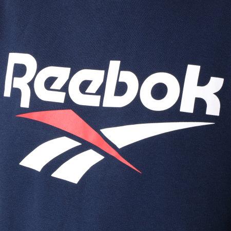 Reebok - Sweat Crewneck Classic Vector DY1121 Bleu Marine