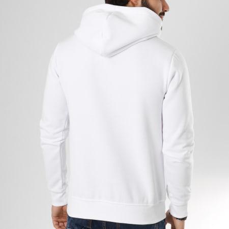 Uniplay - Sweat Capuche UY304 Blanc