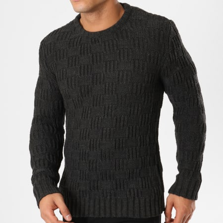Ikao - Pull F270 Gris Anthracite