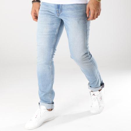 Guess - Jean Super Skinny Miami Bleu Wash
