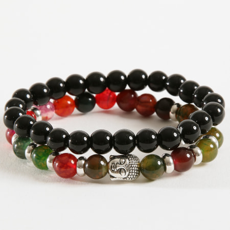 California Jewels - Bracelet B940-1 Tigers Eye Rouge