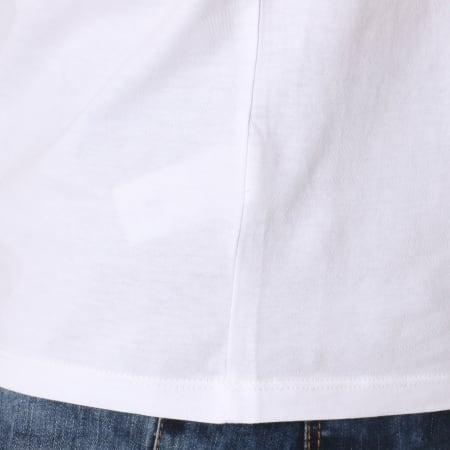 Vald - Tee Shirt Xeu Tour Pixel 2 Blanc