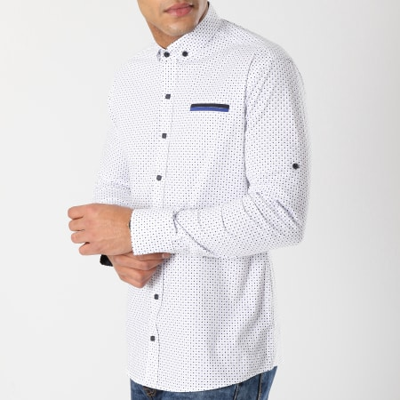 Classic Series - Chemise Manches Longues 3363 Blanc