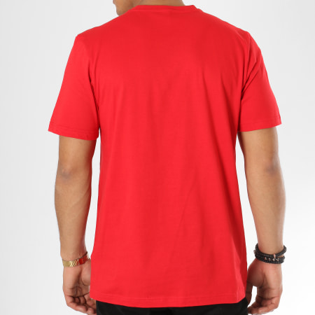 adidas - Tee Shirt Manchester United DP2332 Rouge