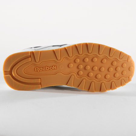 Reebok - Baskets Femme Classic Leather DV4567 White Collegiate Navy Gum