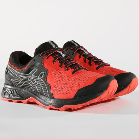 Asics - Baskets Gel Sonoma 4 G-TX 1011A210 600 Red Snapper Black