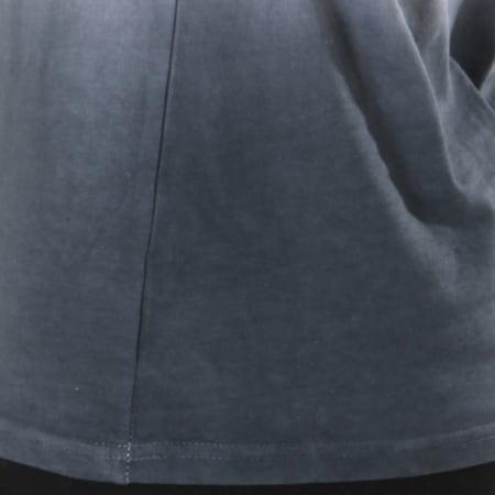 Batman - Tee Shirt Logo Blanc Dégradé Noir