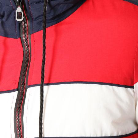 Uniplay - Veste Zippée Capuche T1801922 Rouge Bleu Marine Blanc