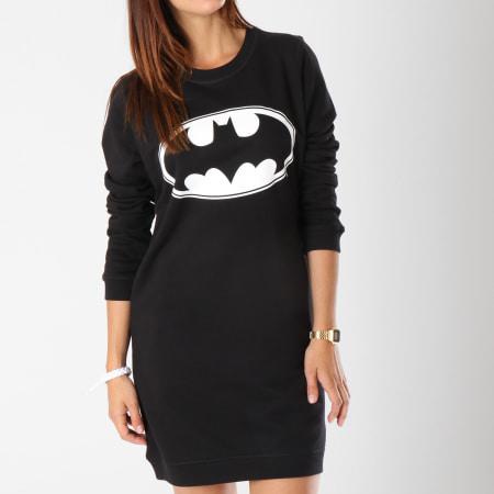 Batman - Robe Logo Noir