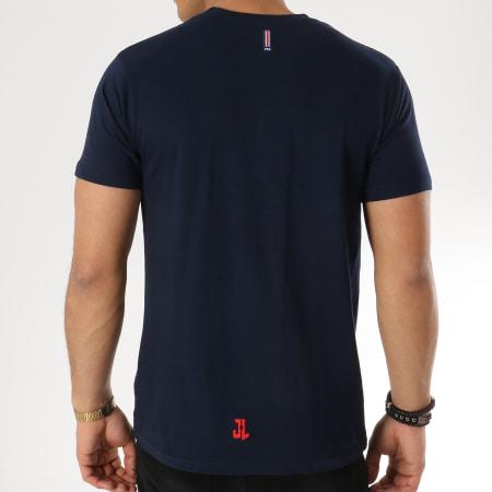 PSG - Tee Shirt Team Batman Bleu Marine