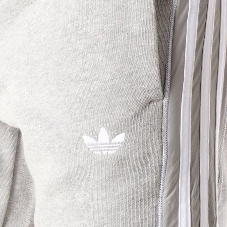 adidas - Pantalon Jogging Radkin Gris Chiné
