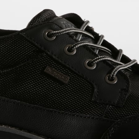 Kappa - Baskets Tinoi Nylon 30319R0 903 Black Grey Dark