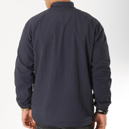 Only And Sons - Coupe-Vent Chester Bleu Marine