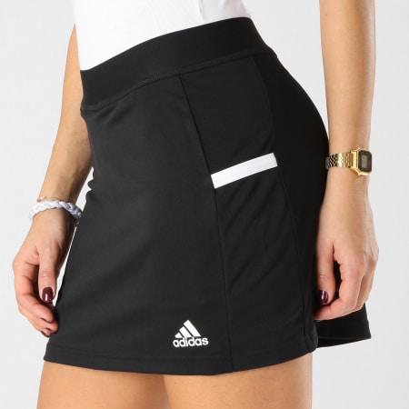 adidas - Short Jogging Femme T19 DW6854 Noir
