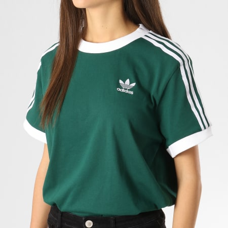 t shirt adidas femme 3 stripes