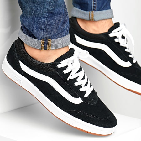 Vans - Baskets Cruze Cc A3WLZOS71 Black True White