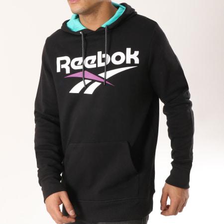 Reebok - Sweat Capuche Classic Vector DX3832 Noir