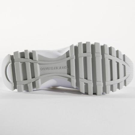 Calvin Klein - Baskets Timmy Knit S0588 Bright White