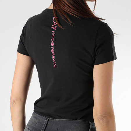 Emporio Armani - Tee Shirt Femme 3GTT62-TJ12Z Noir