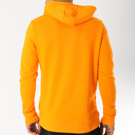 Brave Soul - Sweat Capuche Clarence Orange
