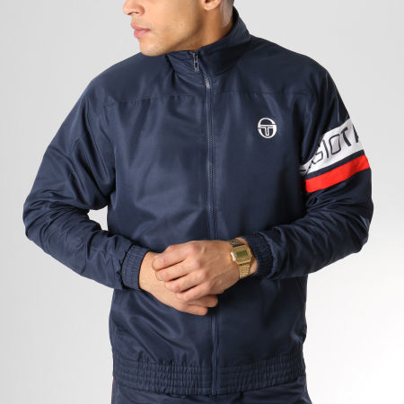 Sergio Tacchini - Ensemble De Survetement Cohen Bleu Marine