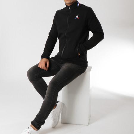 Le Coq Sportif - Veste Zippée Tricolore FZ N1 1910370 Noir