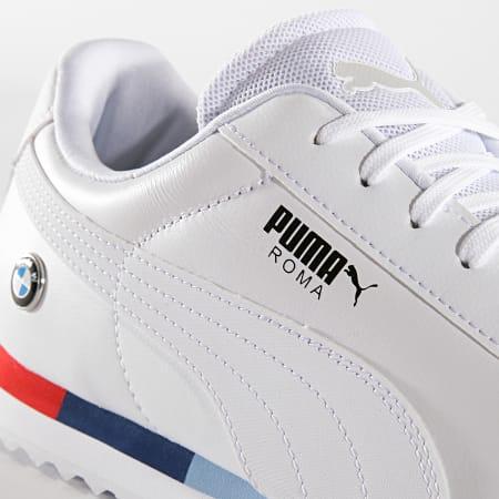 Puma Baskets BMW Motorsport Roma 306195 04 White