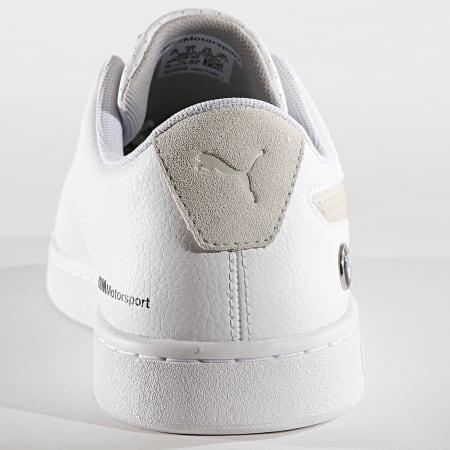 Puma Baskets BMW Motorspot Smash V2 306450 02 White