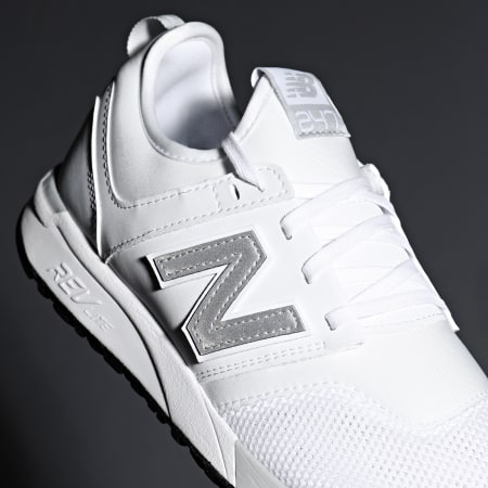 New Balance - Baskets Lifestyle 247 698181-60 White