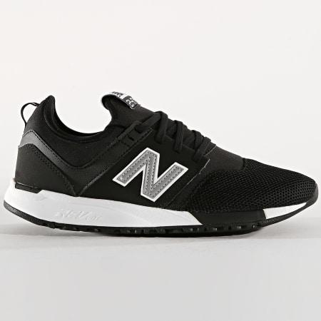 New Balance - Baskets Lifestyle 247 698181-60 Black
