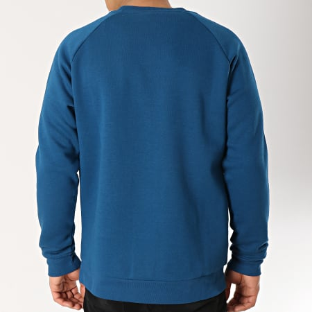 adidas Sweat Crewneck 3 Stripes DV1554 Bleu Marine Blanc